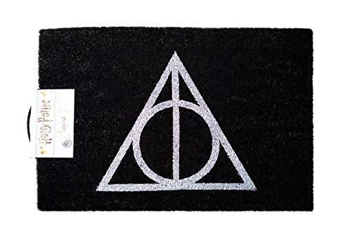 Harry Potter - Doormat Deathly Hallows