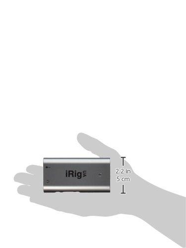 IK Multimedia iRig UA - Adaptador de Interfaz Multimedia