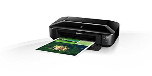 Impresora de inyección de tinta Canon PIXMA iX6850 Negra Wifi