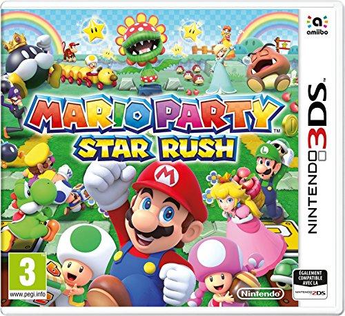Mario Party: Star Rush [Importación Francesa]