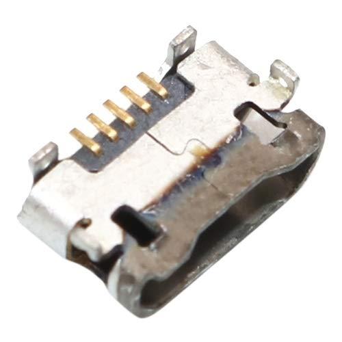 MENGHONGLLI Piezas de Repuesto para teléfonos Inteligentes Conector de Puerto de Carga de 10 PCS for Motorola Moto G3 / Moto G (3ra generación) XT1541 XT1540 XT1548 XT1550