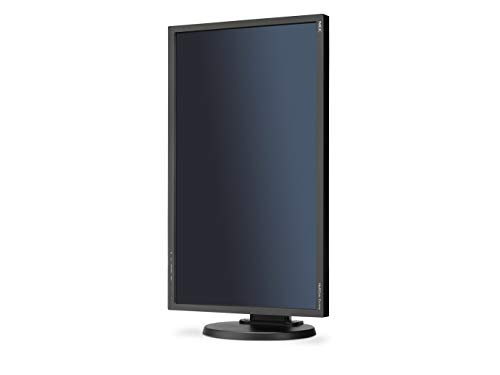 NEC Monitor LED MultiSync E243WMi, blanco