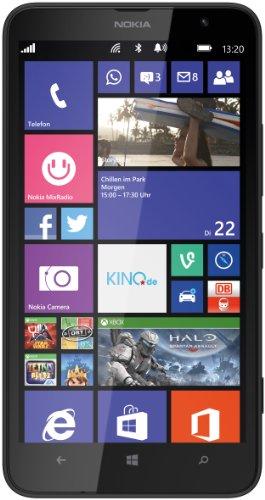 "Nokia Lumia 1320 8GB 4G Negro - Smartphone (15,24 cm (6""), 720 x 1280 Pixeles, IPS, 1,7 GHz, Qualcomm Snapdragon, S4)"