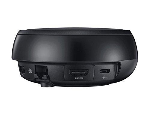 SAMSUNG Dex Station - CPU y Cargador S8 y S8 Plus (Conectores HDMI, USB y LAN), Color Negro