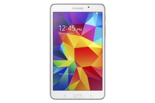 Samsung Galaxy Tab 4 7.0 8GB 3G 4G Color Blanco - Tablet (1,4 GHz, 1,5 GB, 8 GB, MicroSD (TransFlash), 64 GB, 17,78 cm (7))