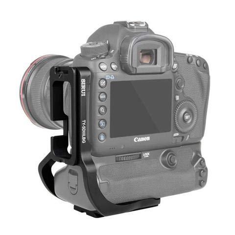 Sirui TY-5DIIILBG - Soporte para Canon EOS 3D Mark III, Negro