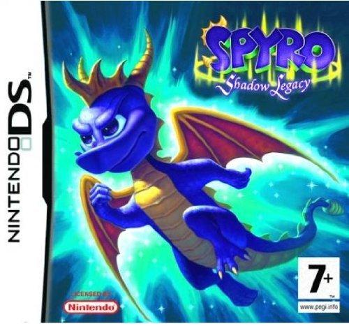 Spyro: Shadow Legacy (Nintendo DS) by Sierra UK