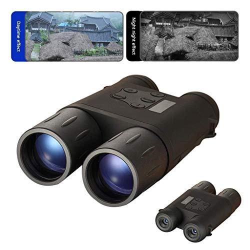 YASE-king 5ta generación CCD Tecnología de Alta definición binoculares de visión Nocturna Dispositivo Telescopio Digital de Turismo