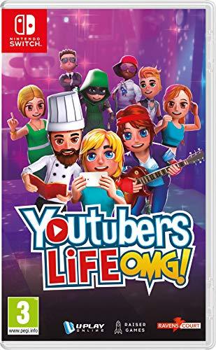 YouTubers Life OMG! - Nintendo Switch [Importación inglesa]