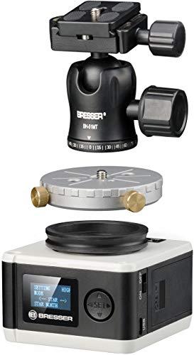 Bresser StarTracker Astrofoto PM-100 - Telescopio para Tomas de Larga duración o Tijeras
