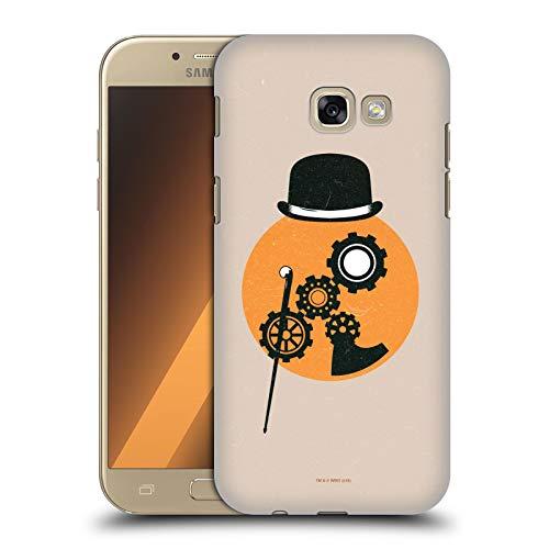 Official A Clockwork Orange Ultraviolence Key Art Hard Back Case Compatible for Samsung Galaxy A5 (2017)