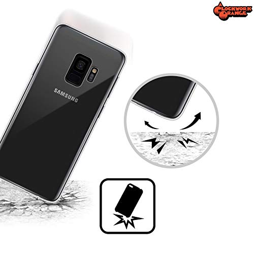 Official A Clockwork Orange Walking Graphics Soft Gel Case Compatible for Samsung Galaxy A5 (2017)