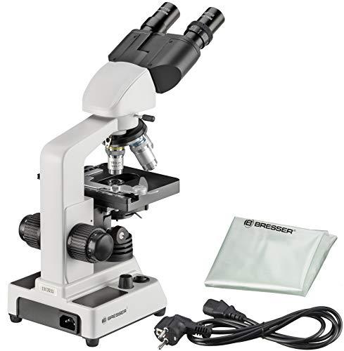 Bresser Researcher Bino 40-1000x Microscopio