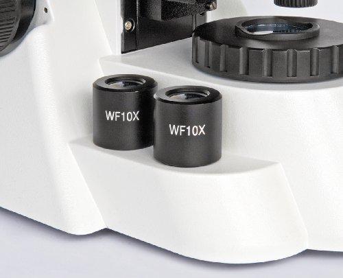 Bresser Bioscience 40-1000x Trinocular Microscopio