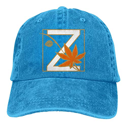 HomeMats Z Orange Letter Adjustable Cute Unicorn Ponytail Cap, Baseball Cap for 3-12 Years