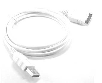 SYSTEM-S - Cable USB de sincronización y carba para Creative Zen Vision M