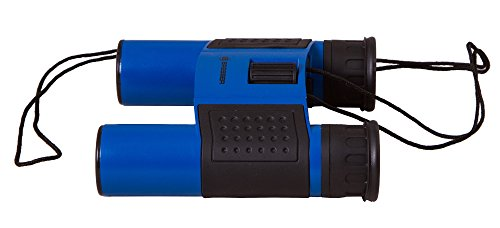 Bresser National Geographic - Prismáticos (10 x 25 cm), color azul