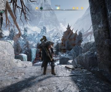 Cómo llegar a Asgard en el Valhalla de Assassin's Creed
