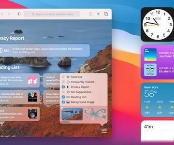 Cómo personalizar macOS Big Sur