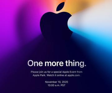 Cómo ver el evento de Una Cosa Más de Apple: ver los nuevos MacBooks aquí