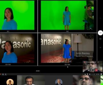 El espectáculo comercial de realidad aumentada: Cómo Panasonic lo hizo remotamente con AR