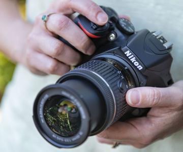 ¿Tienes una cámara nueva? Aquí hay 5 maneras rápidas de tomar grandes fotos con el lente de tu kit