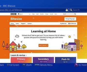Cómo acceder al aprendizaje en casa en PS4 y Xbox One