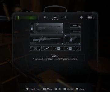 Armas de Resident Evil Village: todas las armas y partes de armas disponibles