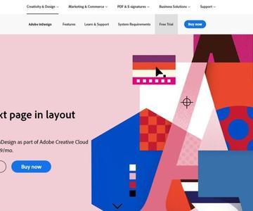 Descargar InDesign: Cómo probar Adobe InDesign gratis o con Creative Cloud