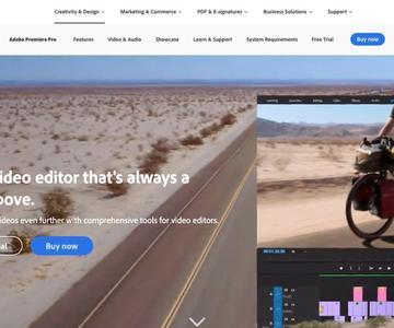 Descargar Premiere Pro: Cómo probar Adobe Premiere Pro gratis o con Creative Cloud