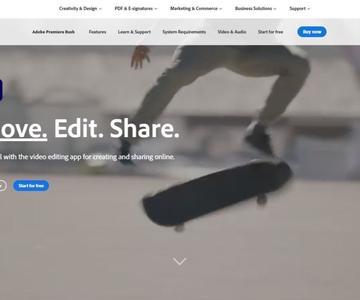 Descargar Premiere Rush: Cómo probar Adobe Premiere Rush gratis o con Creative Cloud
