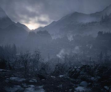 Zona secreta de Resident Evil Village: cómo encontrar la cueva de Megamycete