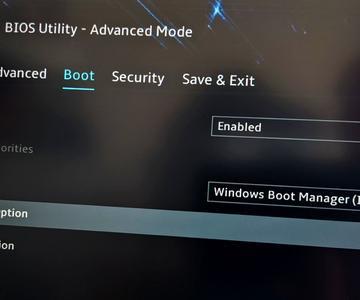 Cómo actualizar la BIOS