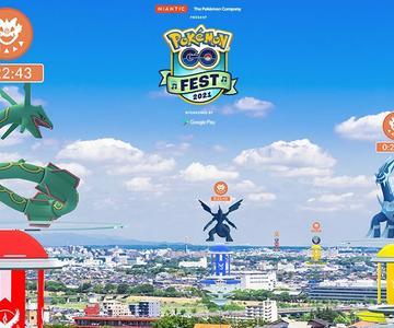 Cómo atrapar a todos los legendarios de Pokémon Go en el Pokémon Go Fest 2021