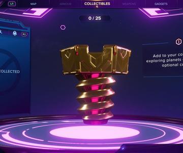 Ratchet y Clank: Rift Apart Gold Bolt localizaciones