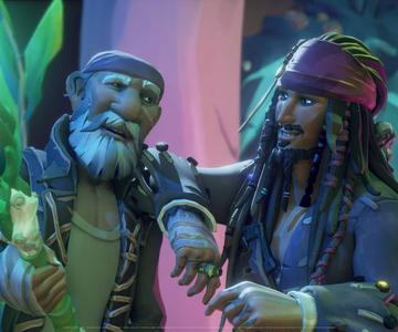 Guía de Sea of Thieves A Pirate's Life Tall Tale